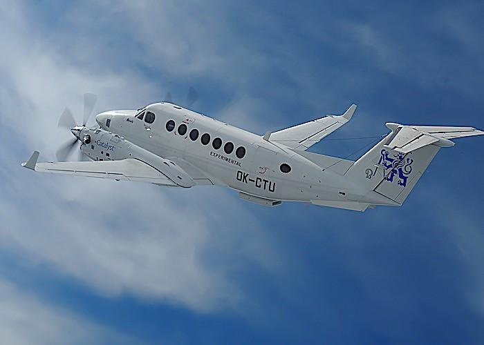 Il Catalyst™ ha completato il primo volo