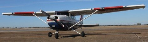 Cessna 172 Skyhawk della