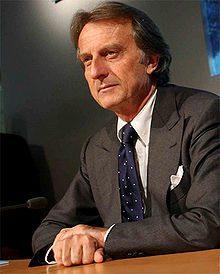 Il presidente Alitalia Luca Cordero di Montezemolo (fotto Alitalia)