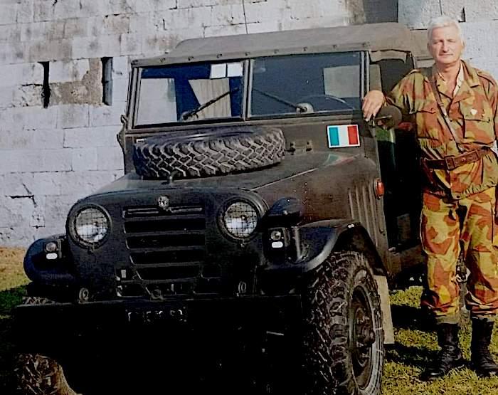 Ci ha lasciati Leopoldo Cremonini Bortolazzi, una vita tra banche, fuoristrada e veicoli storici militari