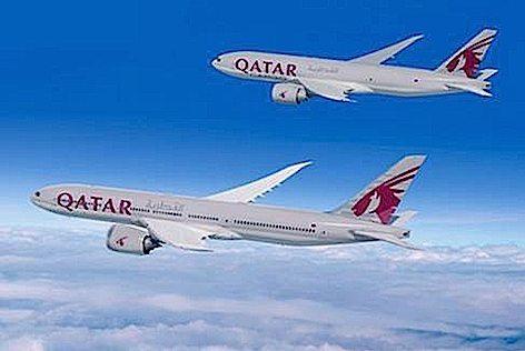 777-8X-Qatar (foto Boeing)