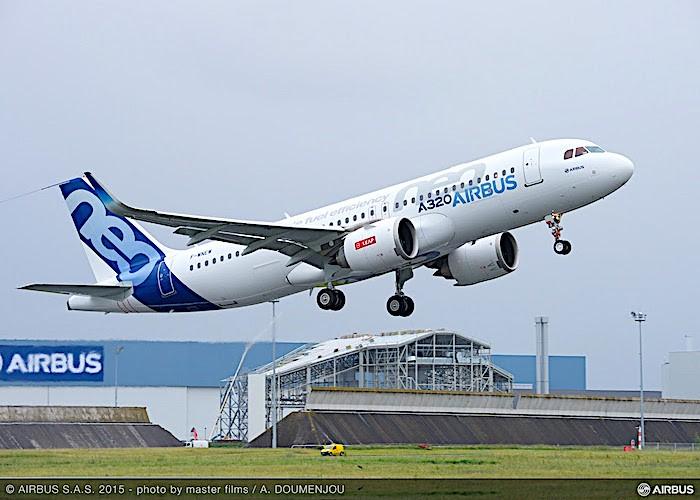 I principali player aeronautici francesi voleranno al 100% con carburante alternativo su aeromobili a corridoio singolo alla fine del 2021