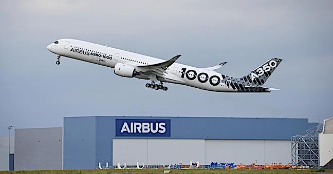 Foto: H. Goussé - Airbus