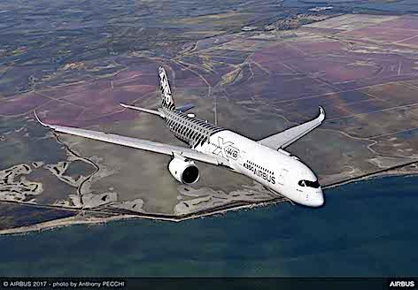 A350-XWB-in-flight-