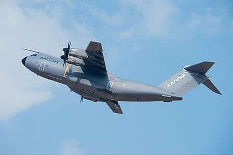 A400M  Airbus (foto Airbus)