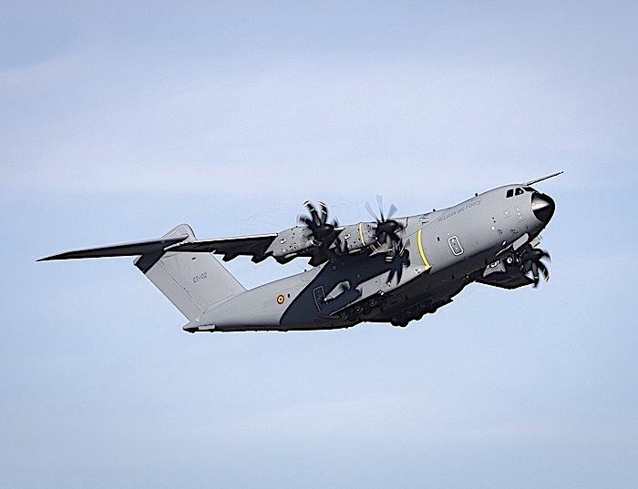 Airbus consegna il 100° A400M, conosciuto come MSN111