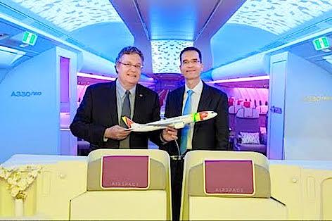 AIRBUS - TAP A330NEO FOTO LINDNER 17e9877b-bdc6-45ad-8045-402d4b3748c5