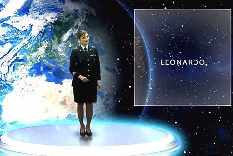 Fermo-immagine tratto del video realizzato dall'Aeronautica Militare
