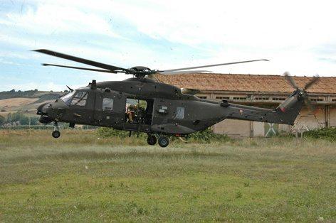 AW NH-90 dell'Aviazione dell'Esercito Italiano