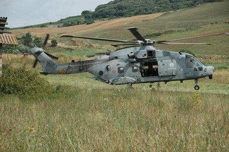 AW NH-90 dell'Aviazione di Marina