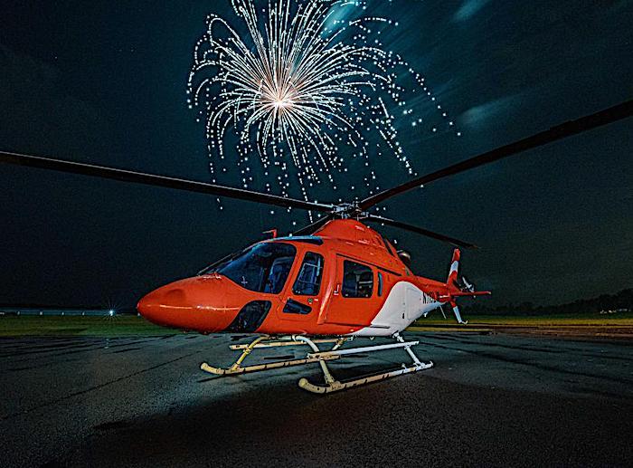 Leonardo: contratto negli USA con Mercy Flight Central per l'elicottero AW119Kx elisoccorso