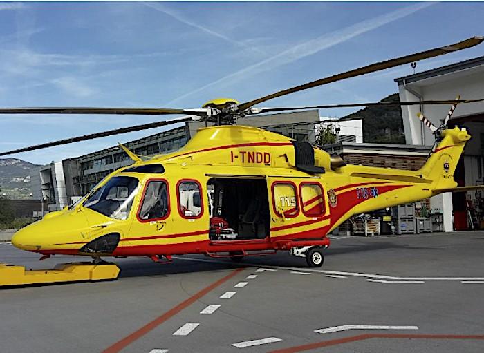 ANSV: relazione d'inchiesta per incidente all'elicottero AW139  I-TNDD