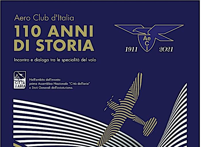 Aero Club d'Italia: 110 anni di storia. A Pavullo incontro e dialogo tra le specialità del volo
