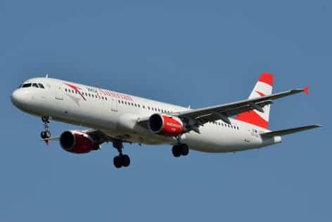 Aeromobile Austrian Airlines_3