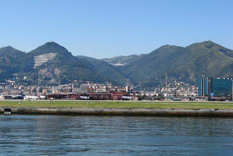 Aeroporto Genova (foto Jmk22)