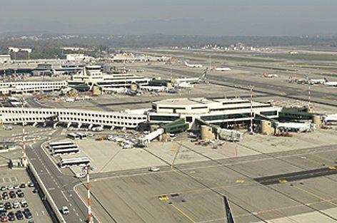 L'aeroporto di MIlano Linate (foto seamilano.eu)