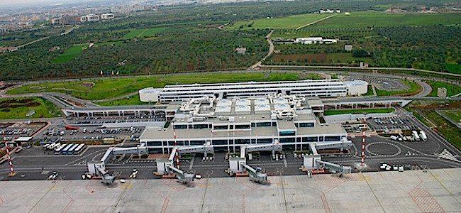 Aeroporto di Bari foto Aerp. Puglia