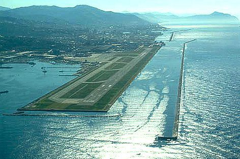 Aeroporto di Genova (foto Aerop. Genova)