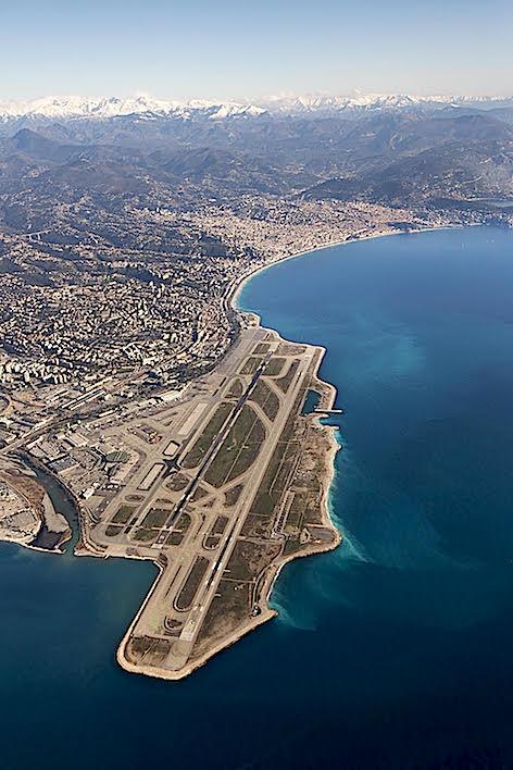 Aeroporto di Nizza - foto SITA