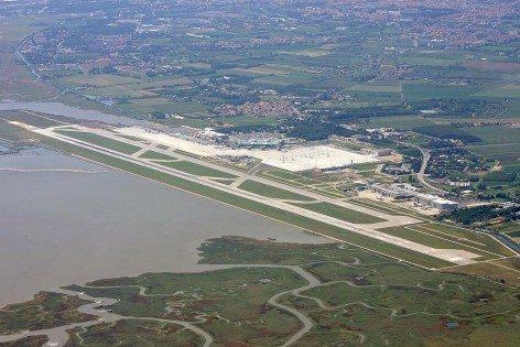 Aeroporto di Venezia Tessera (foto wikipedia.org)