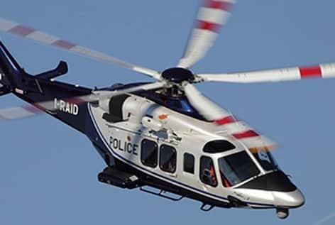 L'Agusta Westland AW139 (foto Agusta Westland)
