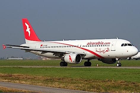 Air Arabia Maroc Airbus A320 Fabrizio Berni-Wikipedia