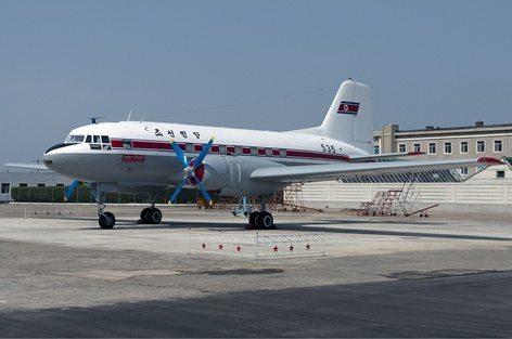 Air_Koryo_Ilyushin_Il-14_Ramirez