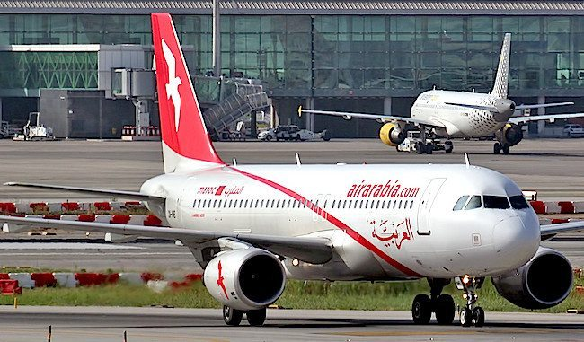 Airbus A320 214 Air Arabia Maroc Foto Curimedia per Wikimedia Commons