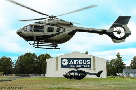Airbush Helicopter: il 1° H145 in Nuova Zelanda (foto Airbus Helicopters)