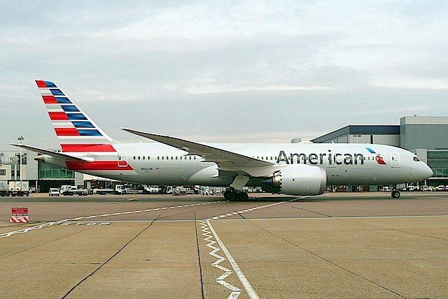 America airlines N800 foto AA