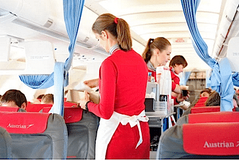 (foto Austrian Airlines)