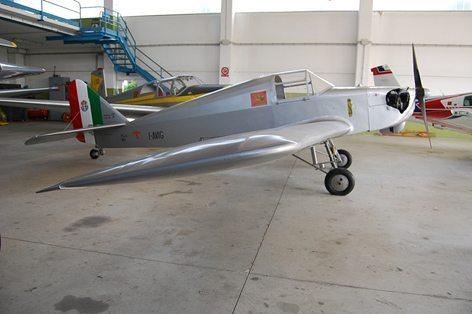 Avia FL3 I-AVIG C1 A
