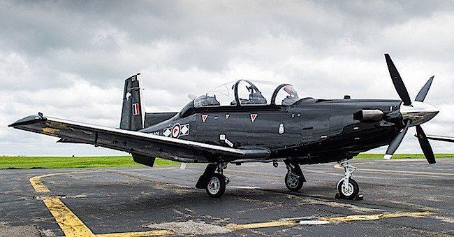 Beechcraft T6C NZ9446-00e