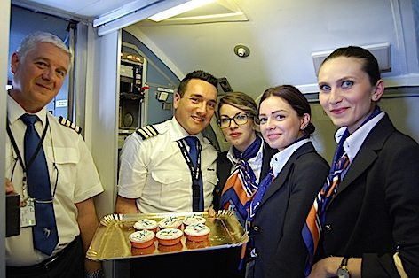 Blue Air TRN AHO equip