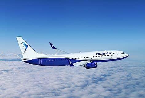 Blue Air annuncia il nuovo collegamento Torino – Berlino