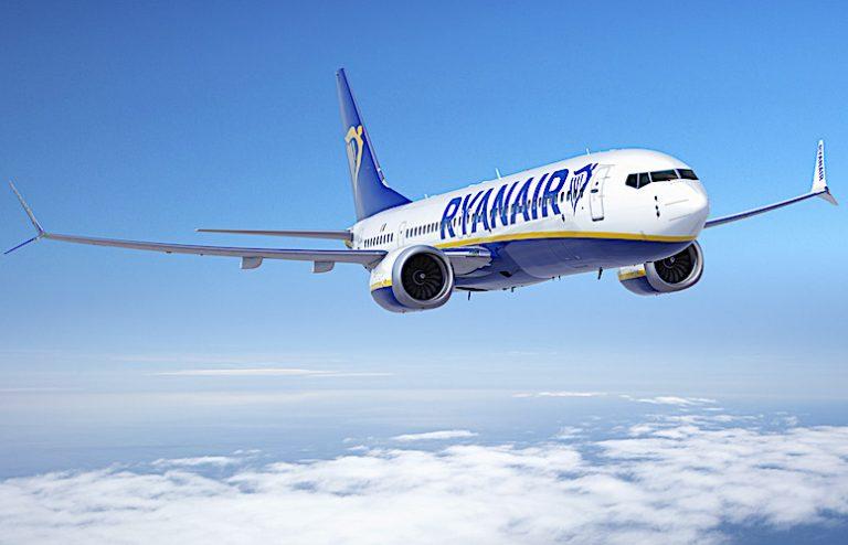 Ryanair investe 50 milioni di euro in un nuovo aviation training center a Dublino assieme ad Airline Flight Academy