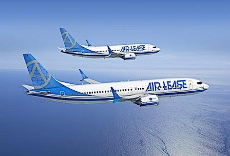 Air Lease 737 MAX