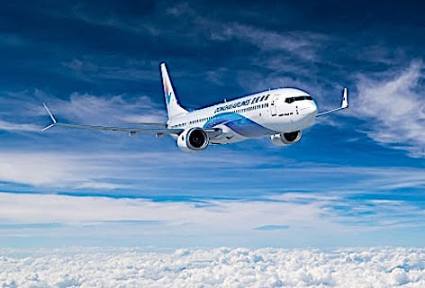 Donghai Airlines 737MAX-10