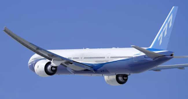 Boeing 777-300ER (Artwork Boeing)