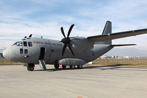 C-27J Spartan (foto Finmeccanica Alenia Aermacchi)