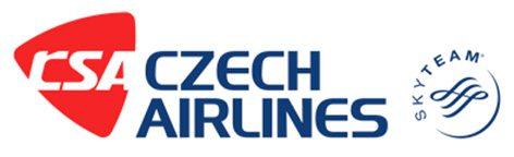 Ceca Czech Airlines logo