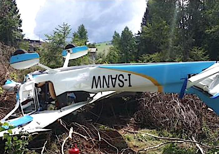 ANSV: Relazione d'inchiesta per incidente al velivolo Cessna 152 I-SANW