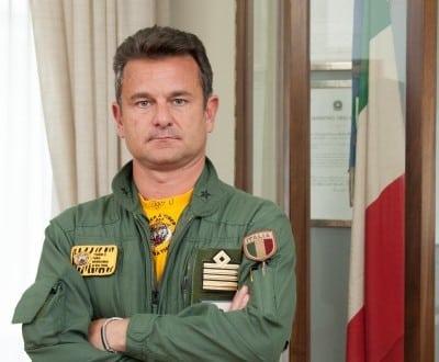 Comandante 9° Stormo Col Ivan Mignogna
