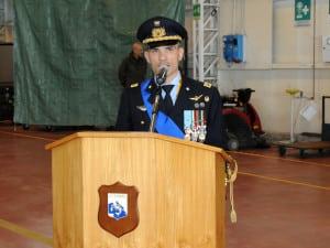 Comandante Subentrante T.Col Di Matteo