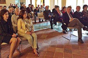 Conferenza - Aurelio Baruzzi 8 agosto 1916, quel giorno a Gorizia, Lugo 23 aprile 2016 (1)