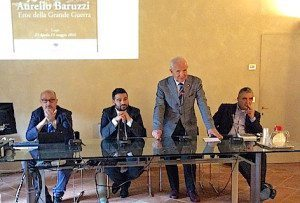 Conferenza - Aurelio Baruzzi 8 agosto 1916, quel giorno a Gorizia, Lugo 23 aprile 2016 (2)