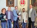 Consegna del premio Baracca al comandante Roberto Bassi, Lugo, 23 maggio 2018 (1)