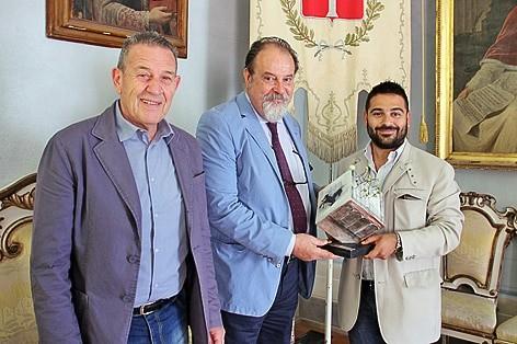 Consegna del premio Baracca al comandante Roberto Bassi, Lugo, 23 maggio 2018 (2)