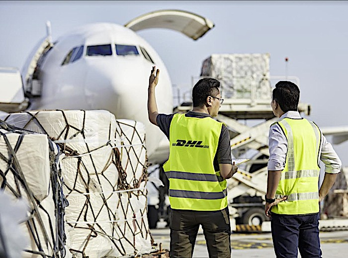 SAF: DHL Global Forwarding mira a ridurre a zero  le emissioni del trasporto aereo
