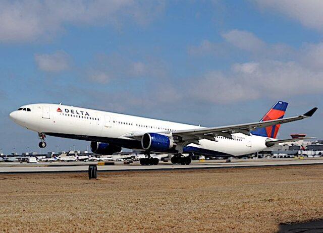 Delta Air Lines, più voli senza quarantena verso l'Italia